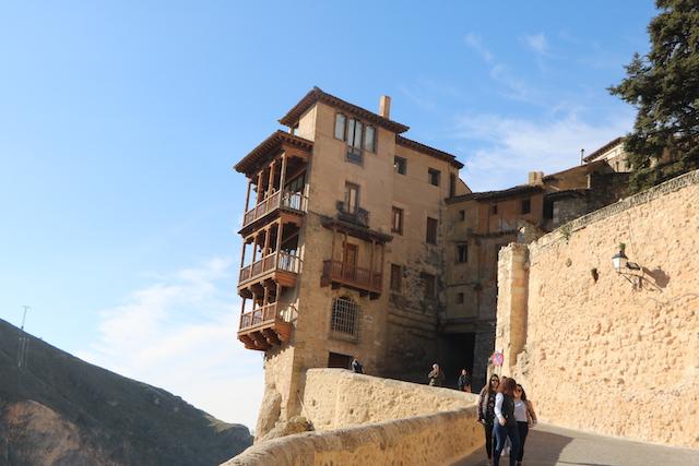 Las Casas Colgadas de Cuenca: El emblema de la ciudad