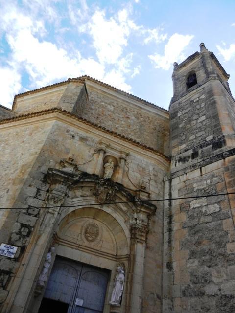 iglesia de san pedro cuenca