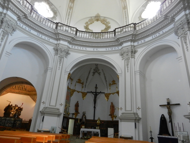 iglesia de san pedro cuenca 2