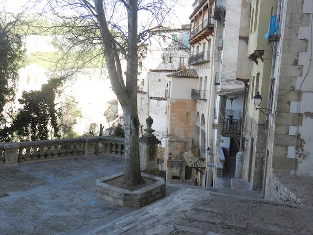 Barrio de San Miguel Cuenca 1