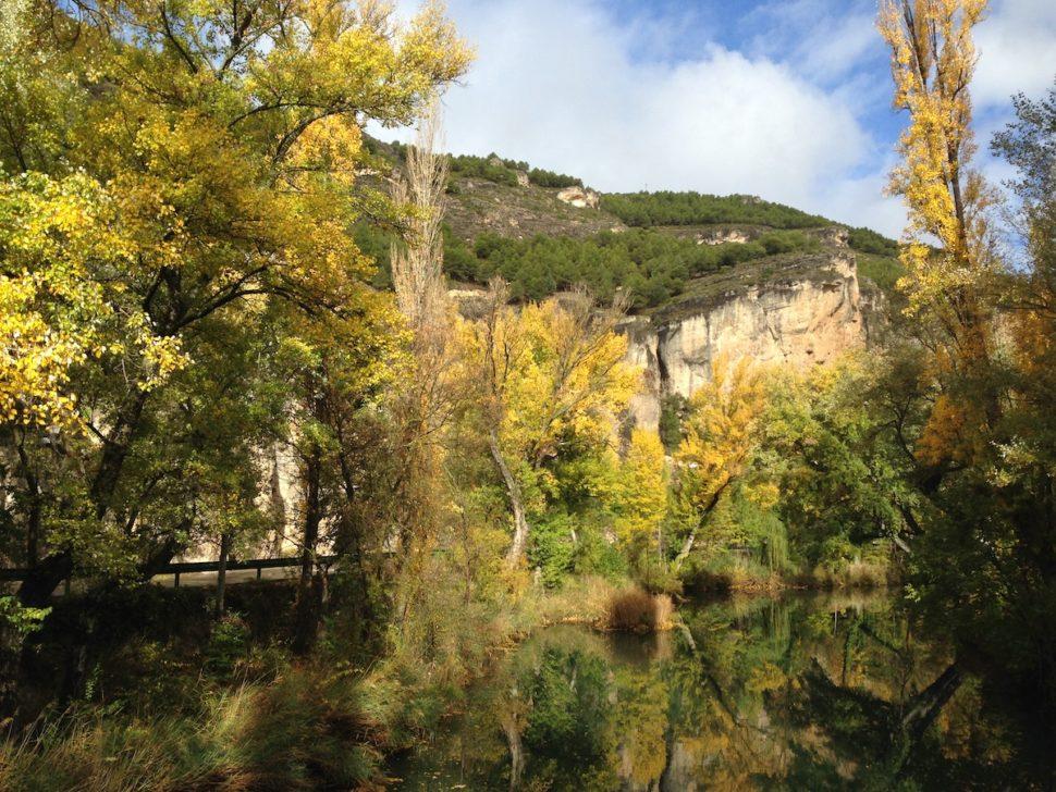 El otoño en Cuenca está para disfrutarlo