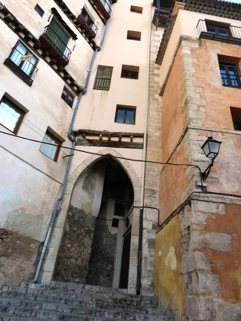 Barrio de San Miguel Cuenca